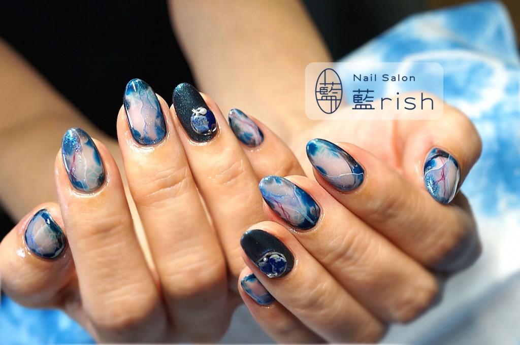 ラピス-紺青-