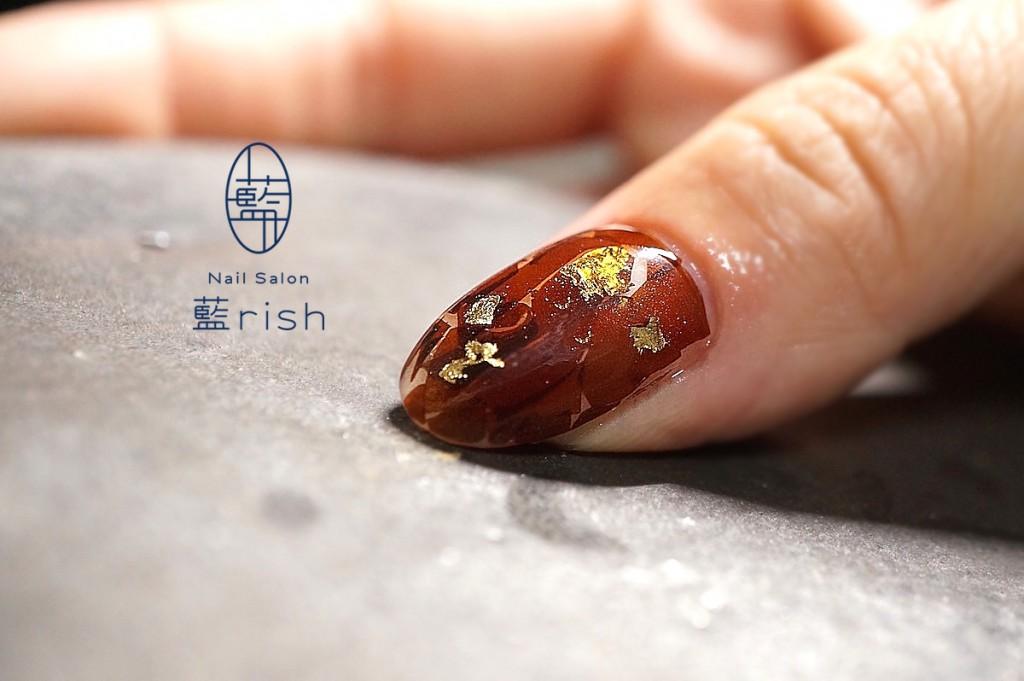 伝統工芸ネイル 漆ネイル